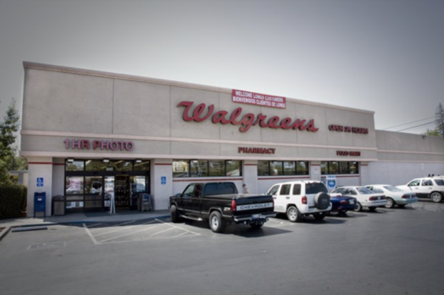 Commercial Painting Walgreens
