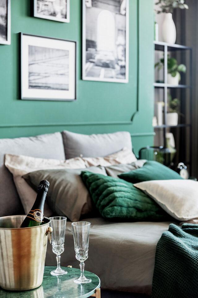 Interior design color consulting